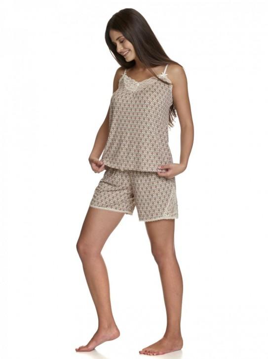 VIVE MARIA Vanilla Summer Pyjama créme (95% Viskose, 5% Elasthan)