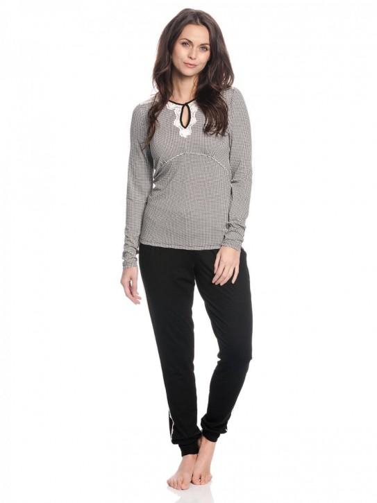 VIVE MARIA Tiffany's Choice Pyjama (94% Viskose, 6% Elasthan)