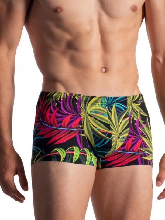 Olaf Benz BLU1956 Beachpants hawaii (85% Polyamid, 15% Elasthan)