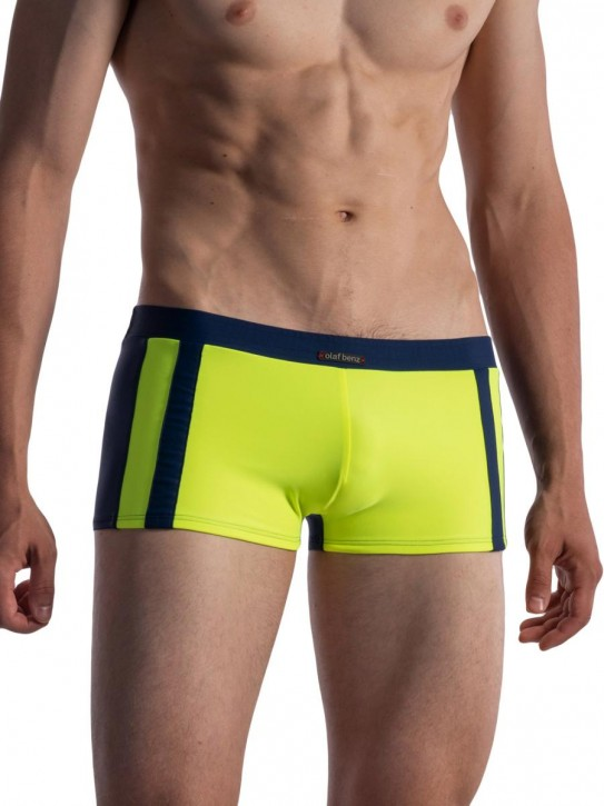 Olaf Benz BLU1855 Volleypants blue/yellow (78% Polyamid, 22% Elasthan)