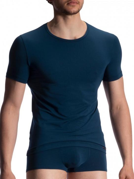 Olaf Benz RED1915 T-Shirt indigo (90% Modal, 10% Elasthan)
