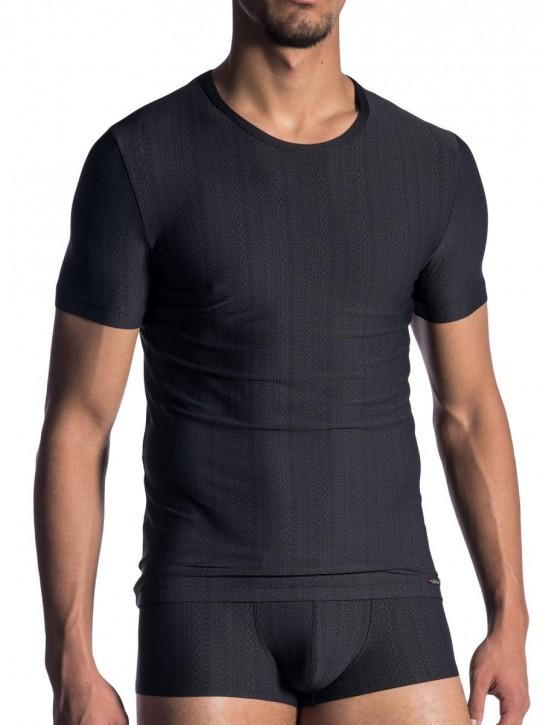 Olaf Benz PEARL1801 T-Shirt black (85% Polyamid, 15% Elasthan)