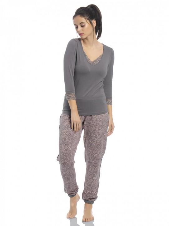 VIVE MARIA Funky Leo Pyjama (47% Baumwolle, 47% Modal, 6% Elasthan)