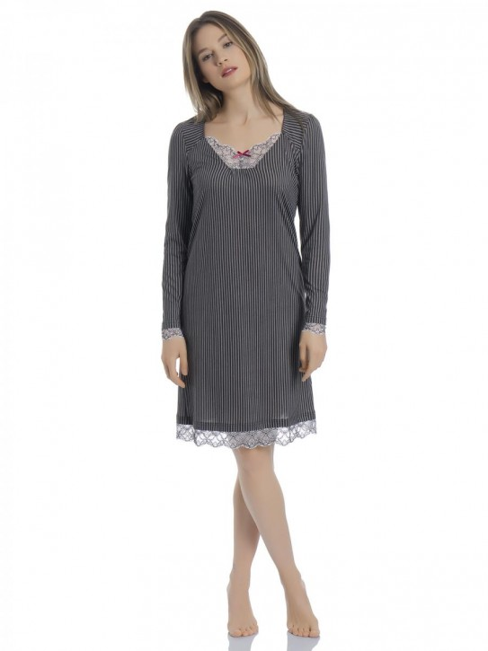 VIVE MARIA French Look Nightdress (47% Baumwolle, 47% Modal, 6% Elasthan)
