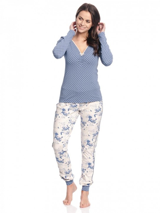 VIVE MARIA My Suki Pyjama (91% Baumwolle, 9% Elasthan)