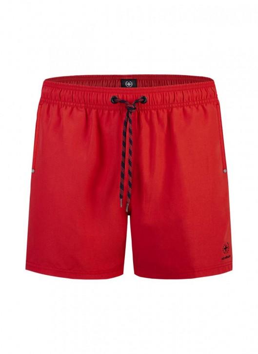 STRELLSON 551090 Swim Shorts rot (100% Polyester)