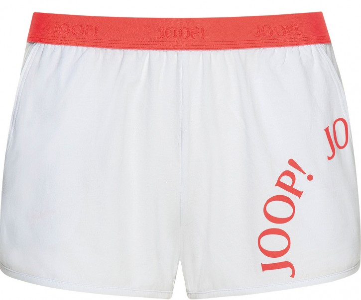 JOOP! Summer Chic Shorts white (47% Baumwolle, 47% Modal, 6% Elasthan)