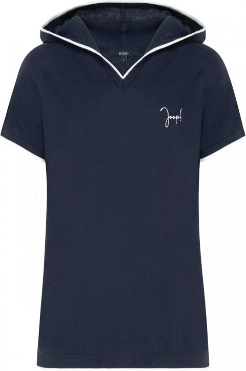 JOOP! Sporty Elegance Shirt-Hoodie midnight (100% Baumwolle)