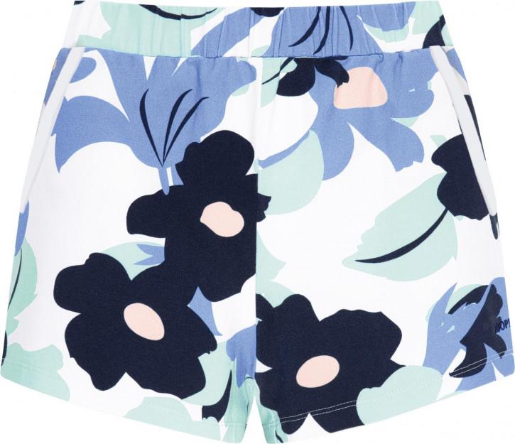 JOOP! Flowers Shorty ecru bunt (47% Baumwolle, 47% Modal, 6% Elasthan)