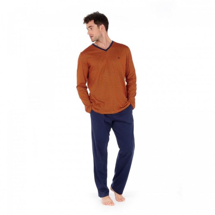 HOM Nikki Pyjama (100% Baumwolle)
