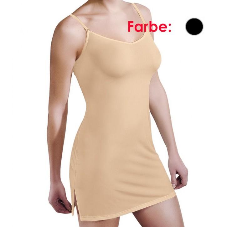 Janira Silk Caress Unterkleid schwarz (85% Polyamid, 15% Elasthan)