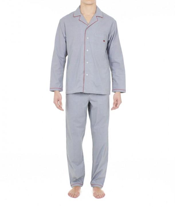 HOM Sleek Pyjama (100% Baumwolle)