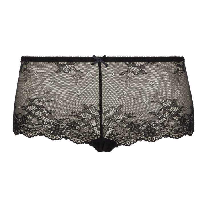 LingaDore Daily Lace Hipster schwarz (80% Polyamid, 20% Elasthan)
