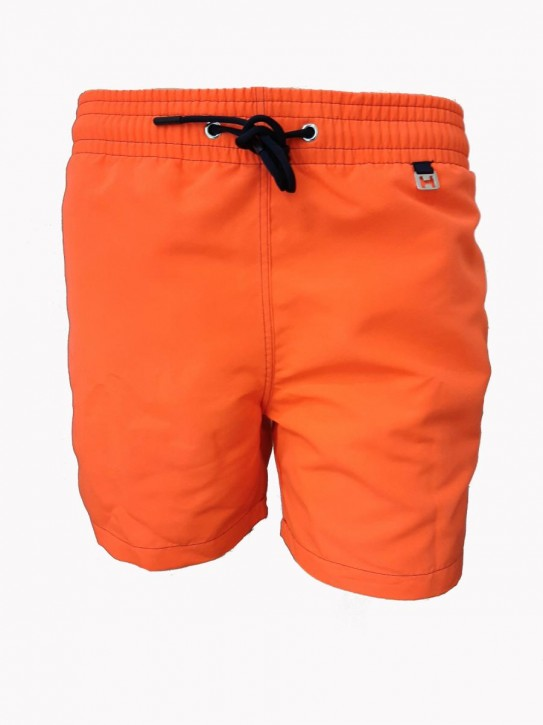 HOM Sun Beach Boxer neon orange (100% Polyester)