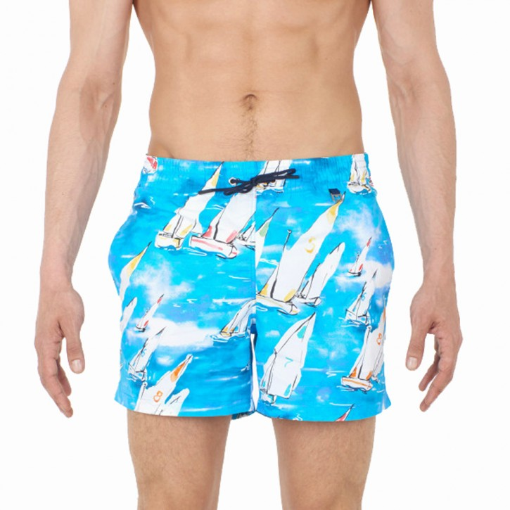 HOM Voiles Beach Boxer (100% Polyamid)