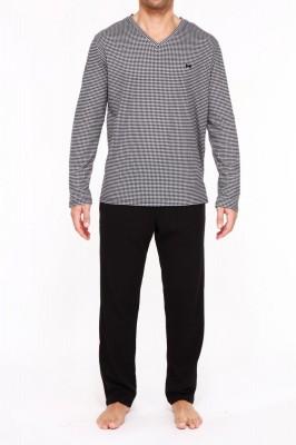 HOM Aurélien Pyjama (100% Baumwolle) L