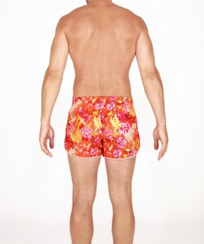 HOM Equatorial Beach Shorts (100% Polyester) S