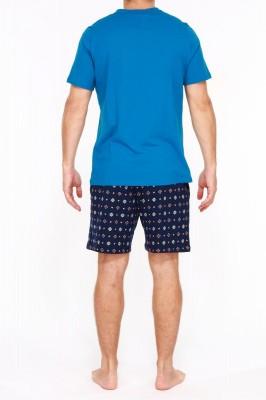 HOM Marius Short Pyjama (100% Baumwolle) S