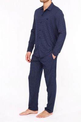 HOM Max Pyjama (100% Baumwolle) S