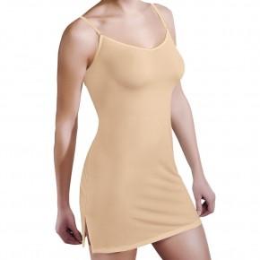 Janira Silk Caress Unterkleid dune/hautfarben (85% Polyamid, 15% Elasthan) M