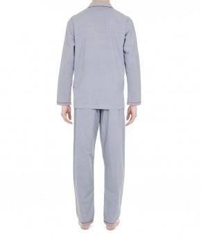 HOM Sleek Pyjama (100% Baumwolle) XL